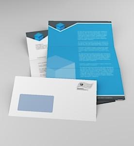 Serienbrief 1 Anschreiben plus Folder (6 Seiten)
