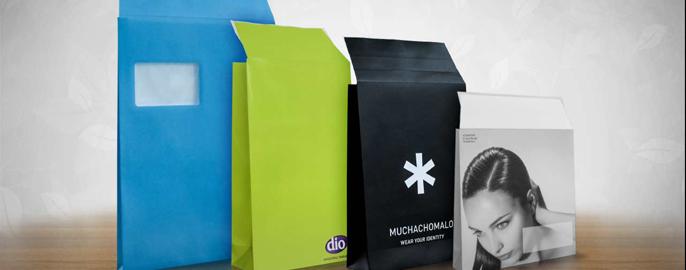 Individuelle Briefhüllen und Versandverpackungen sorgen für mehr Aufmerksamkeit