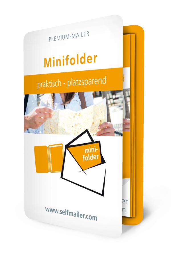 Minifolder – ein kleiner Faltplan