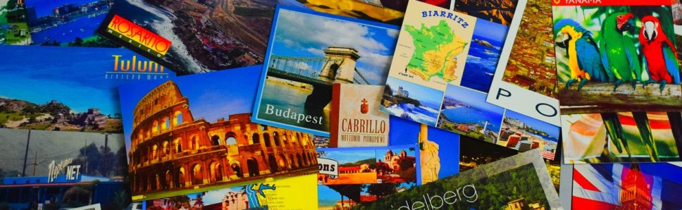 Die Postkarte ist 150 Jahre alt