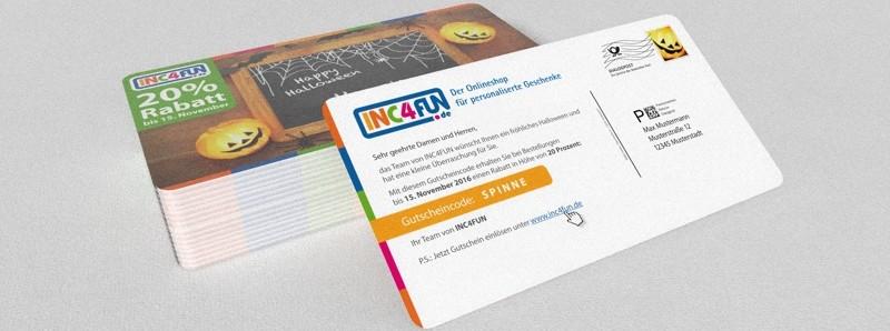 Postkarten verschicken als erfolgreiches Werbemittel