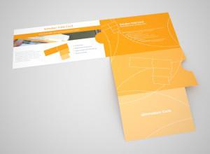 Schuber Fold Card