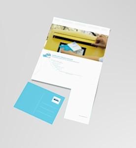 Selfmailer-Responsecard