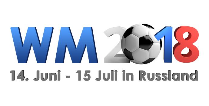 Los geht's! Anpfiff zur Fußball-WM 2018 mit personalisierten Fußball-Werbeartikeln