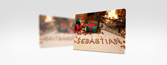 Adventskalender, Weihnachts-Post, Weihnachts-Klappkarten & Co.