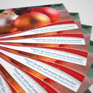 Postkarten-Adventskalender Bild 3