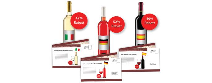 Best Practice: Weinhändler mit personalisierten Probe-Paketen
