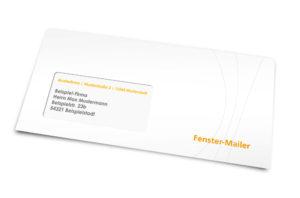 Fenster-Mailer
