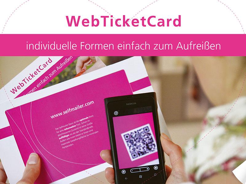Kartenmaling – WebTicketCard