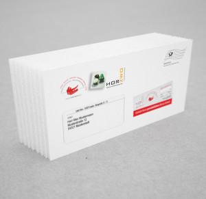 Serienbrief – Kuvertiertes Mailing Bild 3