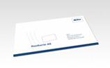 Mailing-Postkarte A6