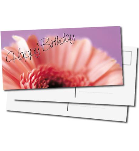 Mailing Beispiel Happy Birthday