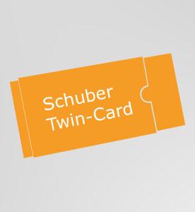 Schuber Twin-Card