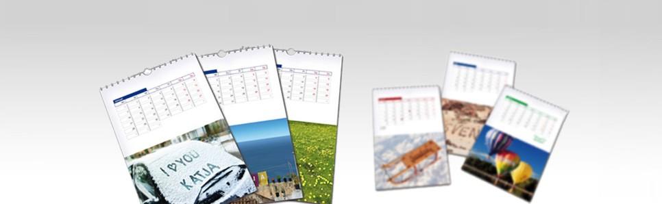 Kalender mit Namen