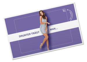 Türchenpostkarte